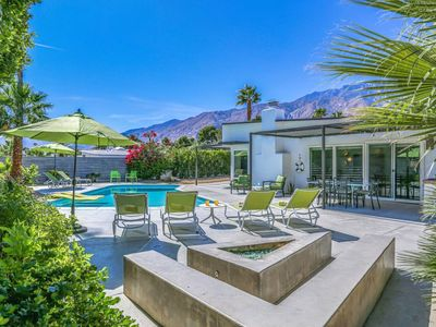 Photo for Stylish Luxury near Downtown Palm Springs