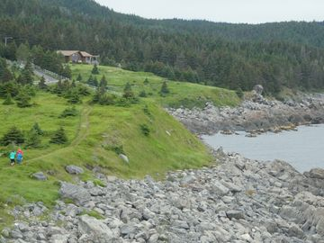 Luxury 3 Acres Oceanfront - Centered In Witless Bay Ecological Reserve