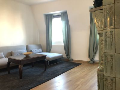 Photo for Stay in a Historic Monument in the Old Town of Bucharest. Netflix included!