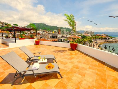 Photo for 203 MALECON OCEANFRONT EXCLUSIVE CONDO 2BD/2BTH, DOWNTOWN