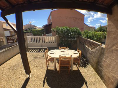 Photo for 2BR House Vacation Rental in NARBONNE-PLAGE