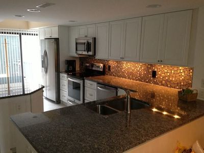 Photo for 153 THE GREENS, New renovation! Great Rental, Walk to Pool and BeacH