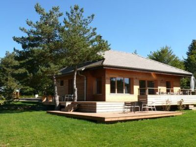 Photo for CHALET 6 people full nature view golf and Mont MEZENC