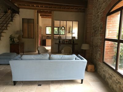 Photo for Character cottage in Catalan farmhouse for 8 people