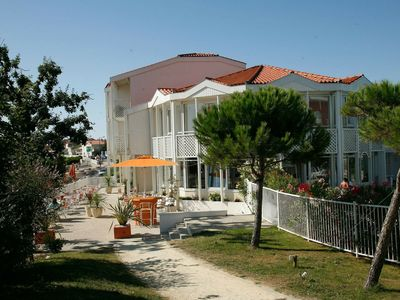 Photo for Apartment with a view on the pool or see near Fort Boyard