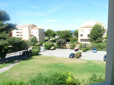 Photo for 1BR Apartment Vacation Rental in SIX FOURS LES PLAGES
