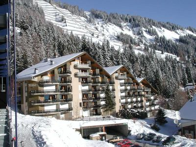 Photo for 40m2 apartment for 2 persons with possibility to ski directly to the lodging. The apt. was partially