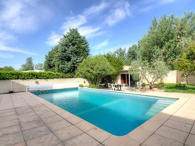 Photo for Vacation home Mas Madelon  in Noves, Provence - 4 persons, 2 bedrooms