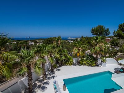 Photo for Cala Conte - Cala Conte. Villa 3 suites with the best sun stall