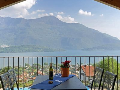 Photo for Lake Como - Residence la Collina - Carolea