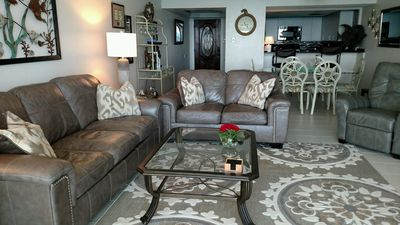 Photo for Oceanfront 2 Bedroom, 2 Bath, Immaculate Condo