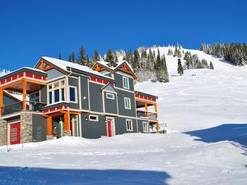 Silver Star Mountain Resort, Vernon, British Columbia, Canada