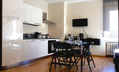 Photo for 1BR Apartment Vacation Rental in Alba