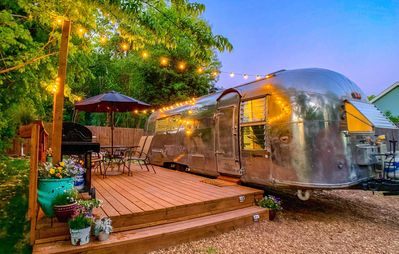 Photo for Tin Willy the Airstream (+Sauna, +Dog Friendly)