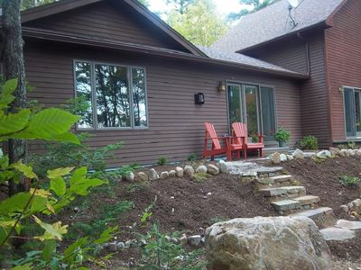 Photo for On Franklin Pond - Lake And Mountain Views With Convenient Lake Access