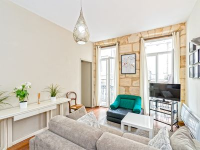 Photo for Apartment Vacation Rental in Bordeaux, Aquitaine