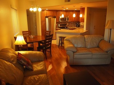 Photo for Desert Delight comfortable 2 bed condo in Paradise Valley/Scottsdale
