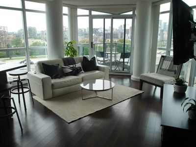 Photo for Amazing 2BR Condo with Stunning Views + Parking!