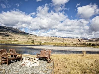 Photo for Yellowstone River Front Paradise - an Adventure Awaits