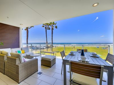 Photo for 25% OFF JUN-Oceanfront Condo, Water Views, Steps to Beach + More