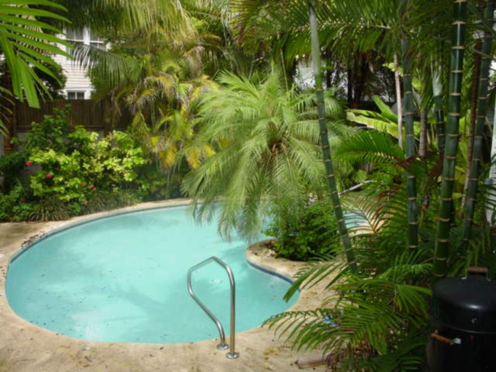 Key West Old Town 3 Bdrm Home With Private Pool Short Walk To Duval