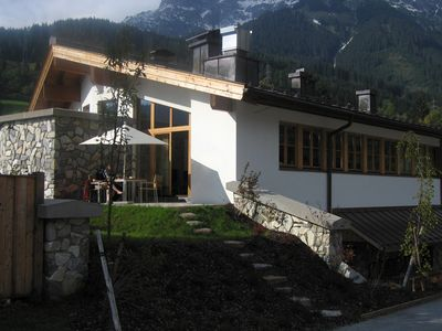 Photo for Luxury Apartment In Hinterthal, Austria With Stunning Mountain Views