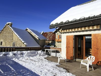 Photo for PROMO Typical house of the Vercors near the slopes, comfortable and neat