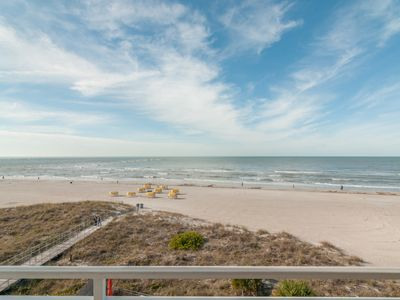 Photo for *BEACH FRONT CONDO*  MADEIRA BEACH 3RD FLOOR AWESOME VIEW AND LOCATION*