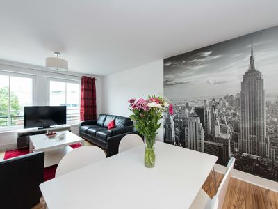 Photo for Within walking distance to City Centre/Princes St - safe area