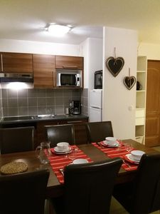kitchenette coin repas