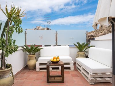 Photo for AM Suite with terrace by Wonderful Italy