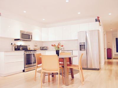 Photo for Modern and bright duplex in central Cobble Hill