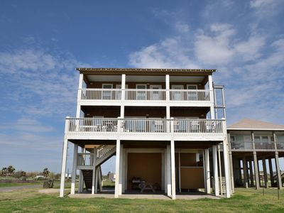 Photo for Large 4 bedroom beachfront property - located in quiet area of peninsula - Cocoa Beach