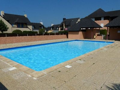 Photo for Vacation rental in a village with swimming pool and tennis court