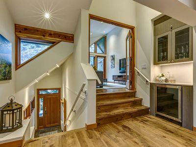 Photo for Fully Renovated Ski-in/Ski-out Luxury Whistler Accommodation
