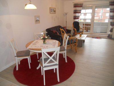 Photo for Holiday apartment Dornumersiel for 2 - 3 persons with 1 bedroom - Holiday apartment