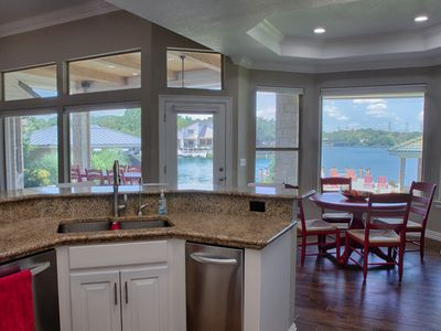 Photo for Lakefront home with Horshoebay amenities! Golf, marina, spa and more!
