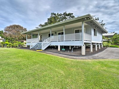 Photo for NEW! Hilo Home w/Ocean View- 39 Mi to Volcanoes NP