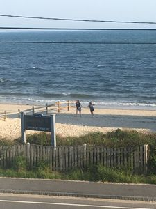 Photo for Ocean Front/View Condo with Private Beach.  A/C, Wi-Fi, Close to Restaurants