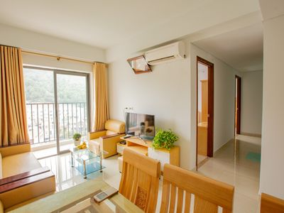 Photo for Hometel in Bai Chay, Ha Long with two bedrooms, kitchen, living room