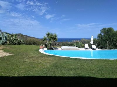 Photo for Villa in Golfo Aranci with 4 bedrooms sleeps 8