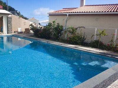 Photo for Villa do Pombal,swimming pool, great sea views
