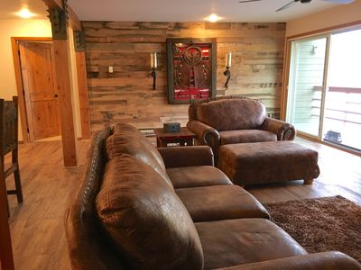 Photo for Beautifully Updated High End Condo Steps Away From Ski Base
