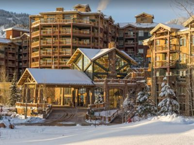 Photo for Ski In Ski Out - Luxury Westgate Park City Resort- Gorgeous One Bedroom Villa!