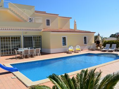 Photo for Superb villa, 5 bedrooms, quiet, with ocean views and private pool