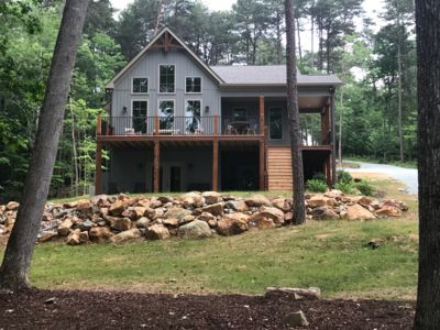 Photo for Rocky Ridge @ Hyco;  3+ acres, SECLUDED treelined property perched up on a ridge