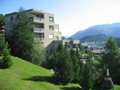 Photo for 1BR Apartment Vacation Rental in St. Moritz, Oberengadin