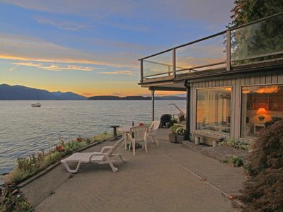 Photo for Waterfront Vacation Rental - Hood Canal (Seabeck)