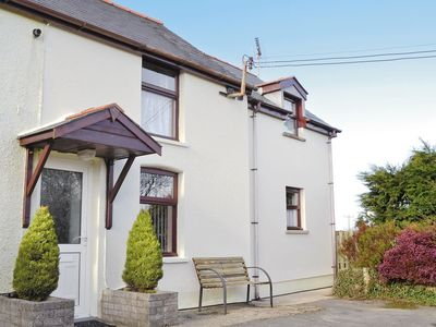 Photo for 2 bedroom property in Llangrannog. Pet friendly.