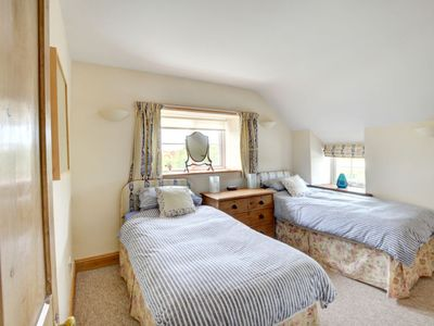 Photo for Vacation home Acton in Swanage - 6 persons, 3 bedrooms